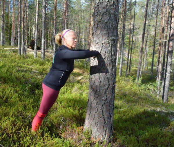 Metsäjooga